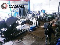 Производственный цех по производству запчастей ЦНС