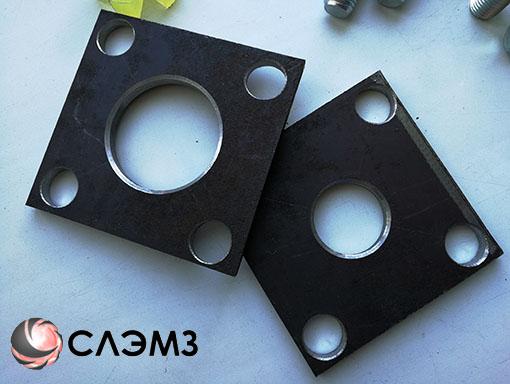 Фланцы к насосу НМШ 5-25 фото
