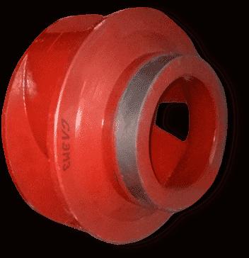 Рабочее колесо насоса Д2500-62 и Д2500-62-2