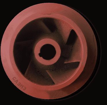Рабочее колесо насоса 1Д200-90 и Д200-90