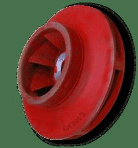 Рабочее колесо насоса К100-80-160 и КМ100-80-160
