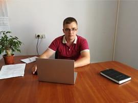 Менеджер продаж отдела запчастей Слобожанского Завода