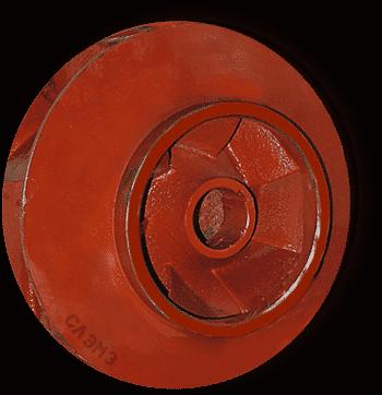 Рабочее колесо насоса Д320-70 и 1Д315-71