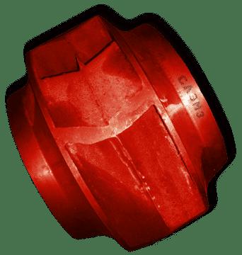 Рабочее колесо насоса Д4000-95 (Д4000-95-2)