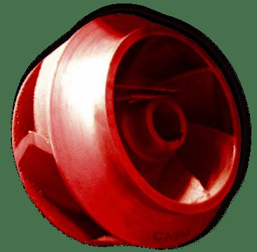 Рабочие колеса насоса Д6300-27 (Д6300-27-2)