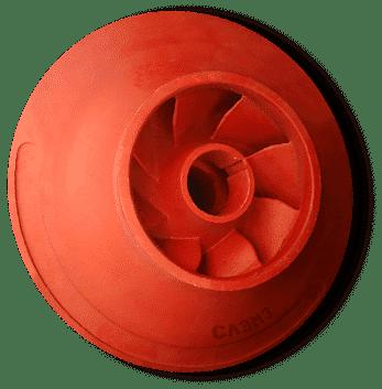 Рабочее колесо насоса СМ 100-65-250