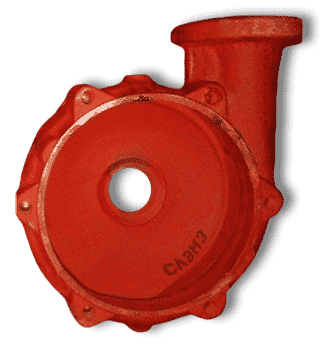 Корпус консольного насоса к 80-65-160