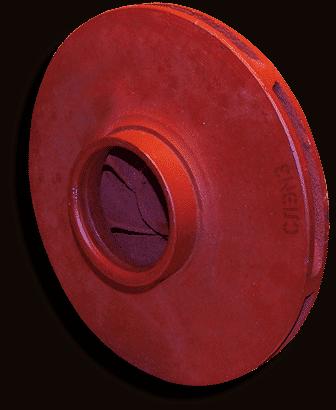 Рабочее колесо насоса К150-125-315