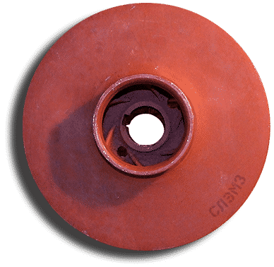 Рабочее колесо насоса К200-150-315