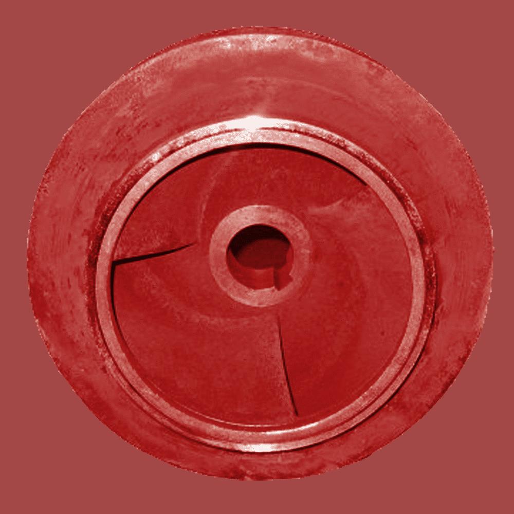 Запчасть для насоса СМ и 2СМ - рабочее колесо (крыльчатка)