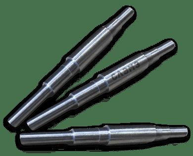 Вал консольного насоса К50-32-125 и КМ50-32-125
