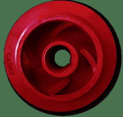 Рабочее колесо насоса СД80/18 и СДВ80/18
