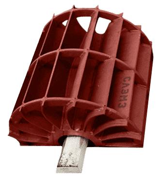 Крыльчатка водоольцевого ВВН 1-6 и ВВН 6/0,4