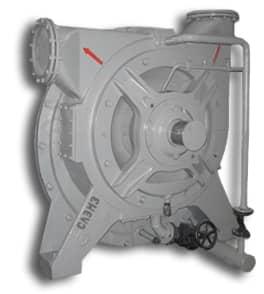 Передняя и задняя крышка насоса ВВН 2-150М (ВВН1-150Н и ДВВН-150Б)